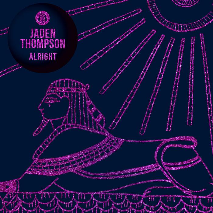 Jaden Thompson - Alright cover