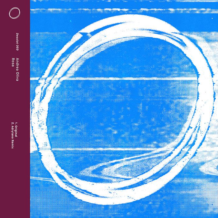 Andrea Oliva - Rosa EP cover