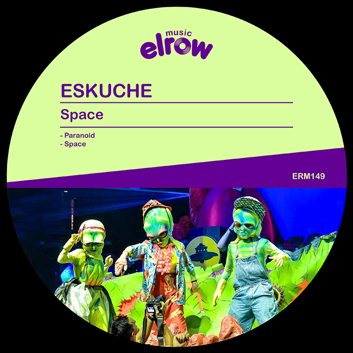 Eskuche - Space EP cover
