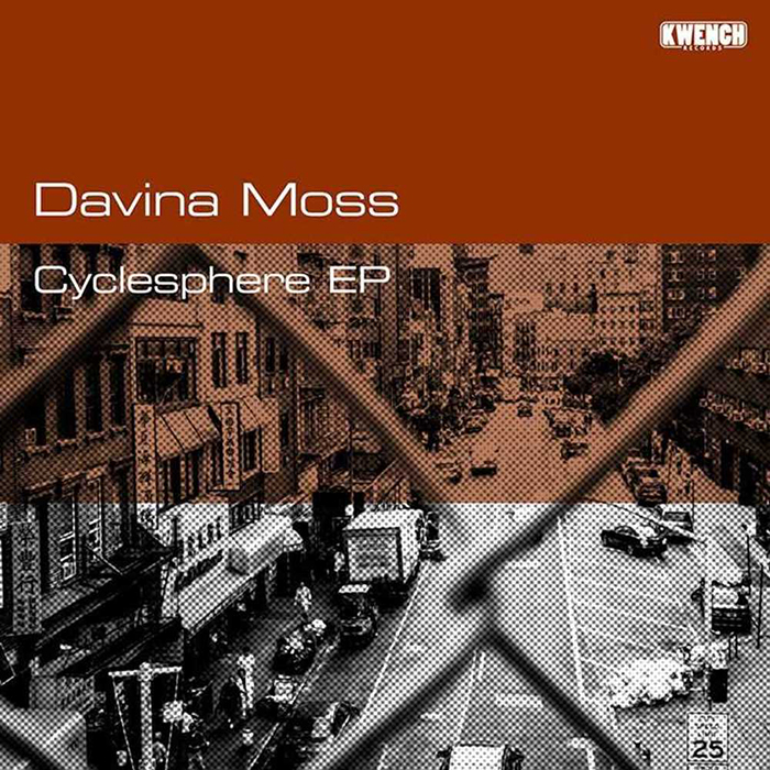 Davina Moss - Cyclesphere EP cover