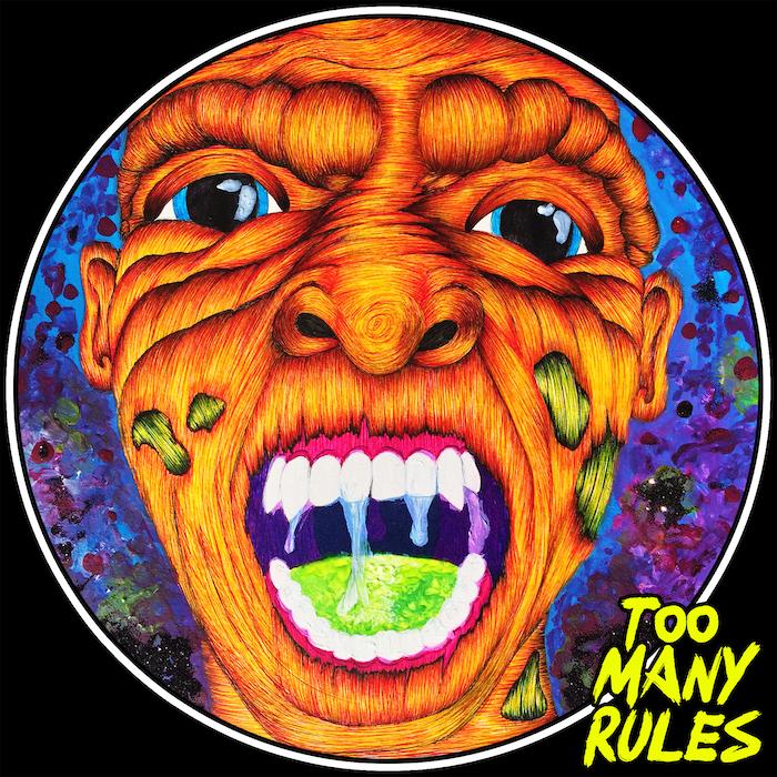 Javi Bora - Smashing Up (incl. Roger Sanchez & Groove Armada Remixes) cover