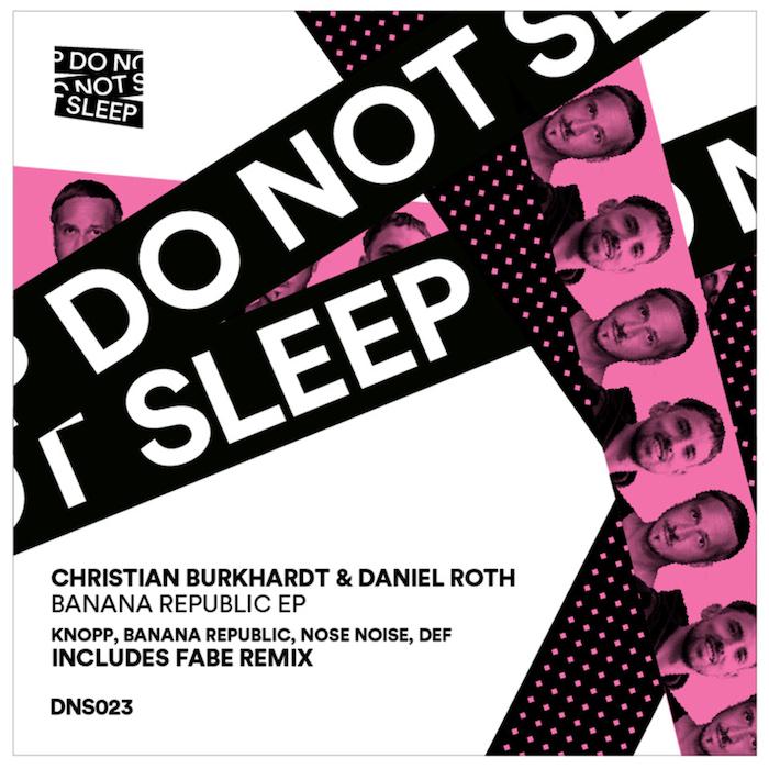 Christian Burkhardt, Daniel Roth - Banana Republic EP cover