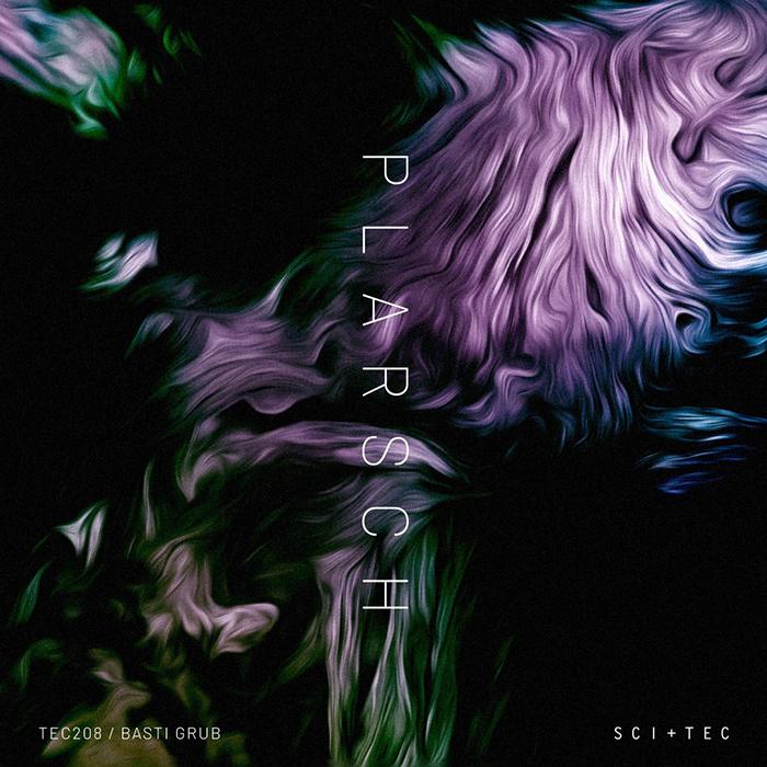 Basti Grub - Plarsch EP cover