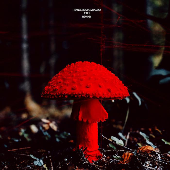 Francesca Lombardo - Rain Remixes EP cover