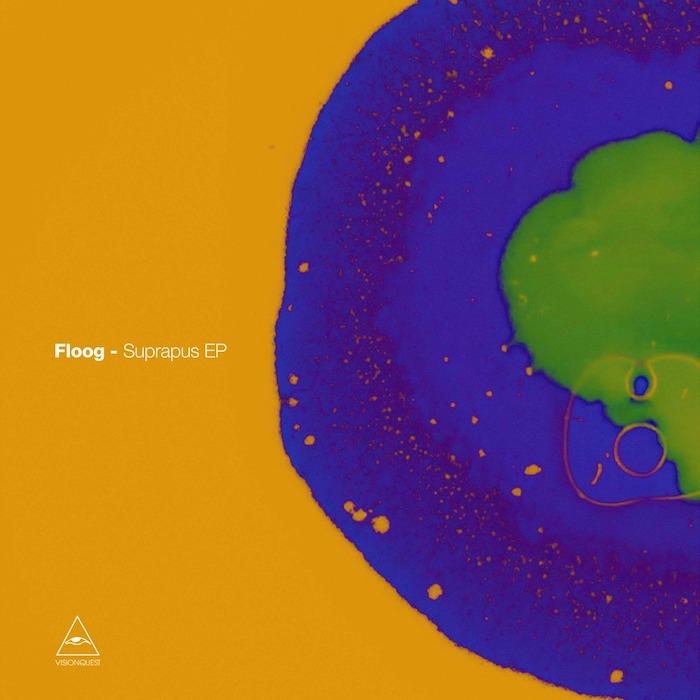 Floog - Suprapus EP cover