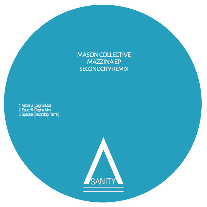 Mason Collective - Mazzina EP cover