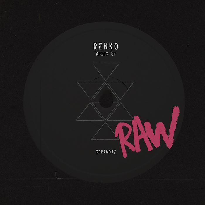 RENKO - Drips EP cover