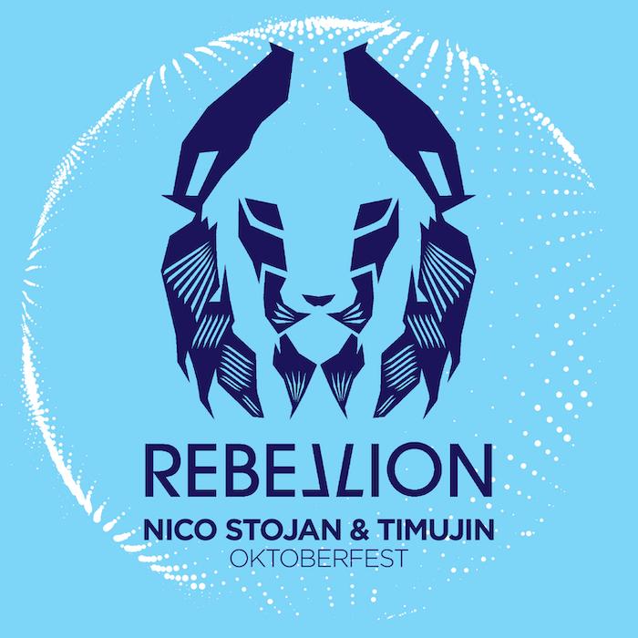 Nico Stojan & Timujin - Oktoberfest cover