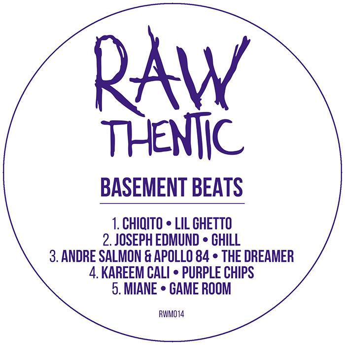 Various Artists - Basement Beats cover