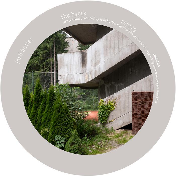 Josh Butler - The Hydra EP cover