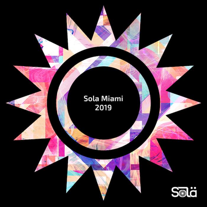 Sola Miami Compilation 2019 Sampler cover