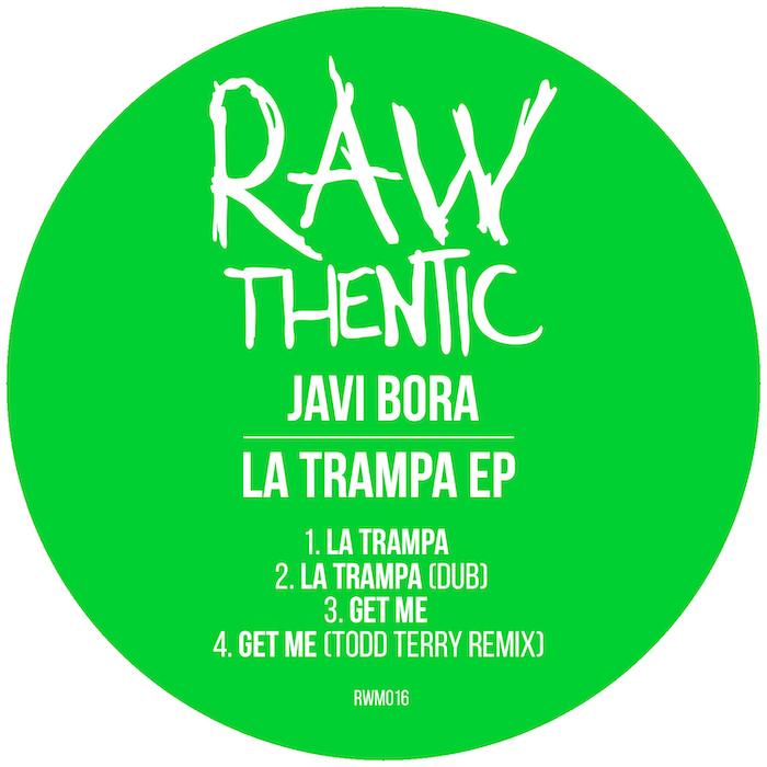 Javi Bora - La Trampa EP (incl. Todd Terry Remix) cover