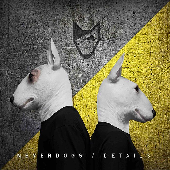 Neverdogs - Details LP cover