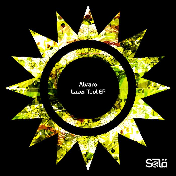 Alvaro AM - Laser Tool EP cover