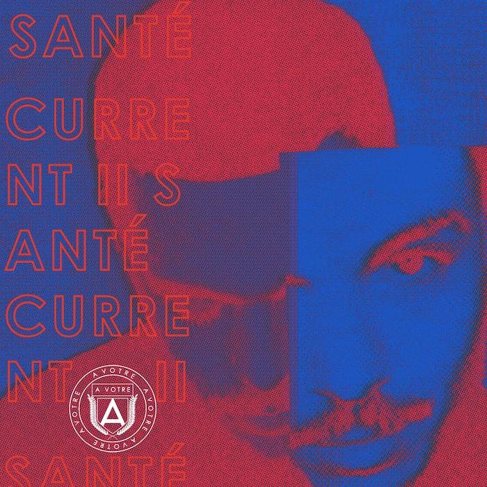 Santé - Current II LP cover