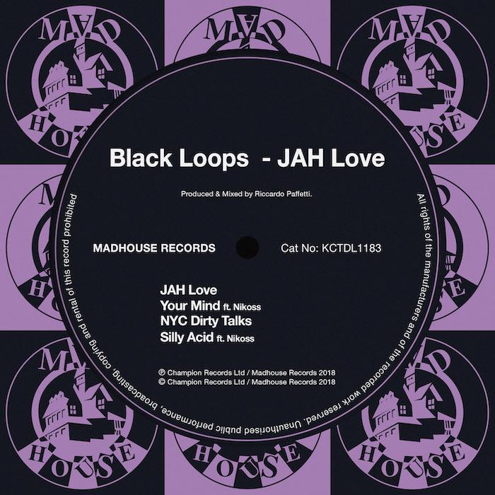 Black Loops - JAH Love cover