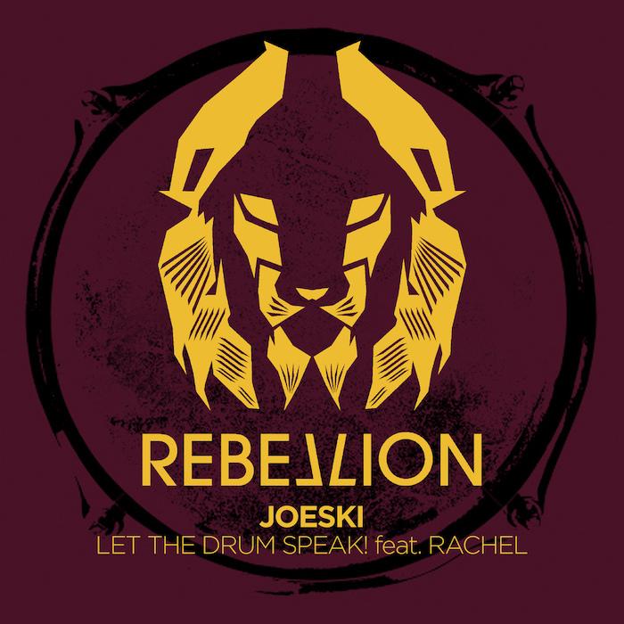 Joeski - Let The Drum Speak! feat Rachel cover
