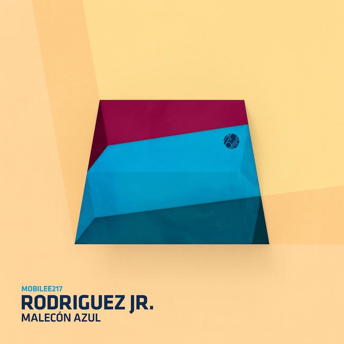 Rodriguez Jr. - Malecón Azul cover