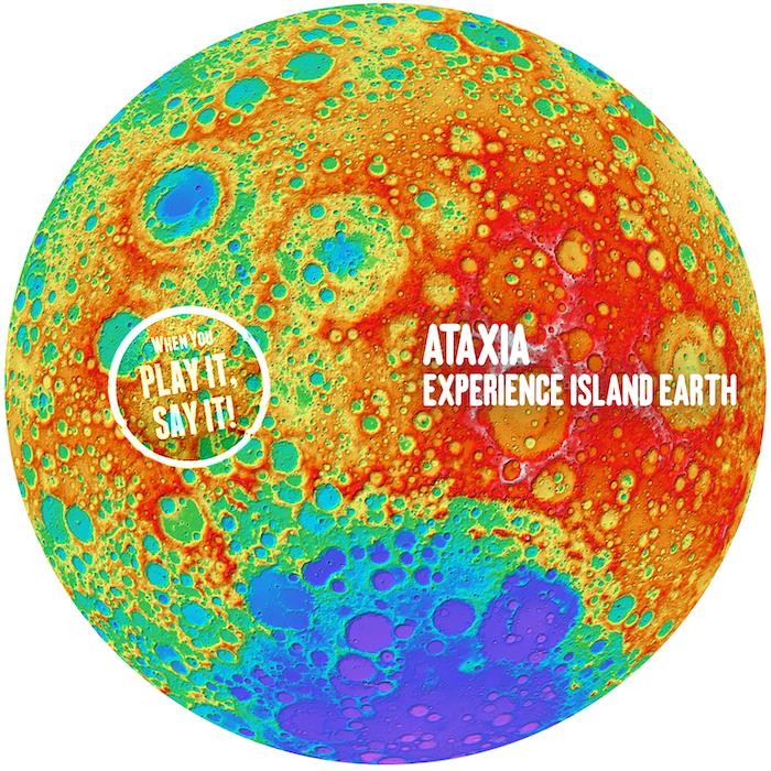 Ataxia - Experience Island Earth cover