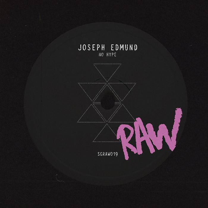 Joseph Edmund - No Hype EP cover
