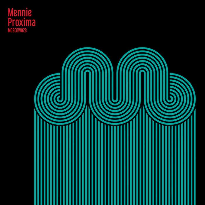 Mennie - Proxima cover