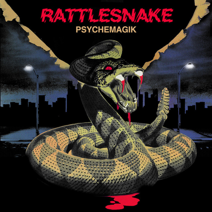 Psychemagik - Rattlesnake (incl. Magda / Vyvyan Remixes) cover