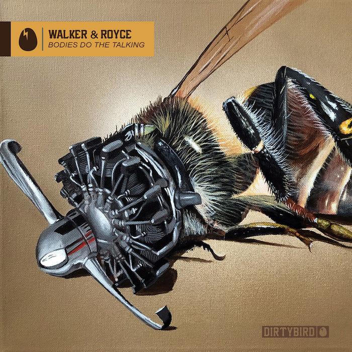 Walker & Royce - Bodies Do The Talking cover
