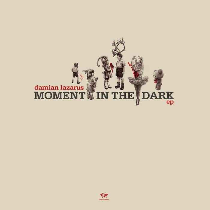 Damian Lazarus - Moment In The Dark cover