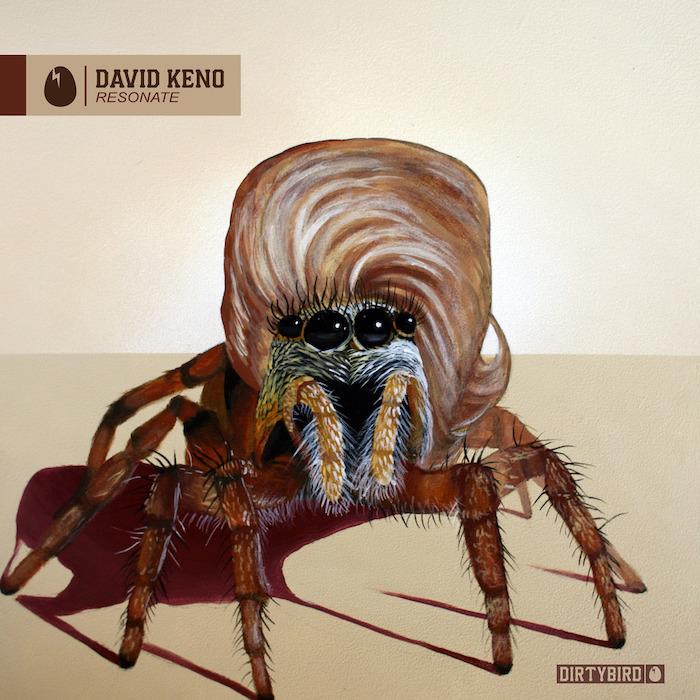 David Keno - Resonate cover