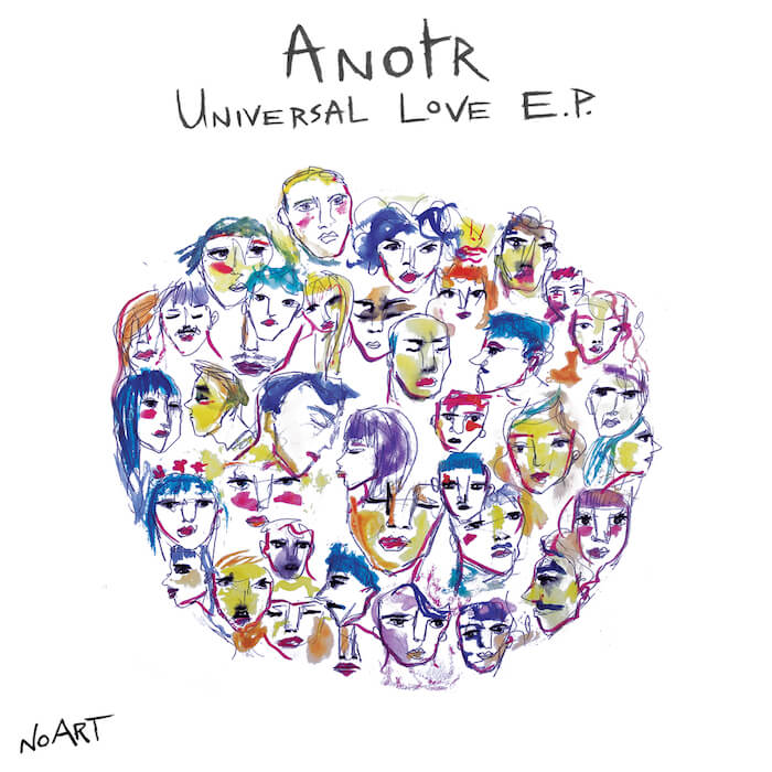 ANOTR - Universal Love EP cover