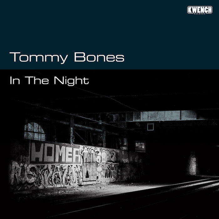 Tommy Bones - In The Night EP cover
