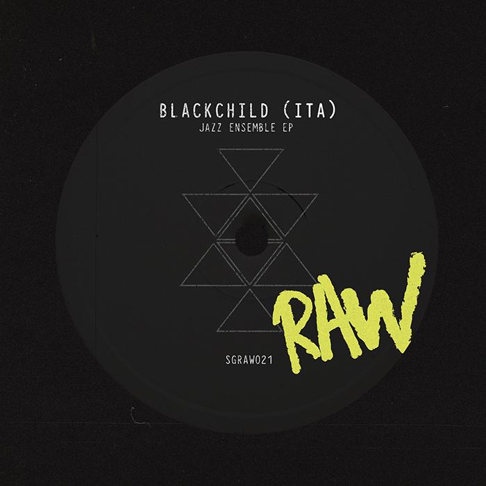Blackchild (ITA) - Jazz Ensemble EP cover