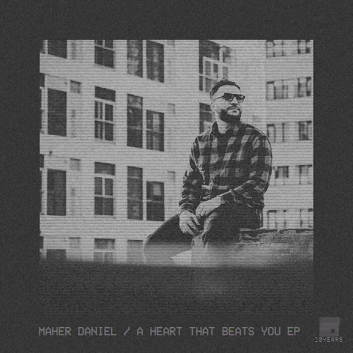 Maher Daniel - A Heart That Beats You (incl. Art Department and JADE (CA) Remixes) cover