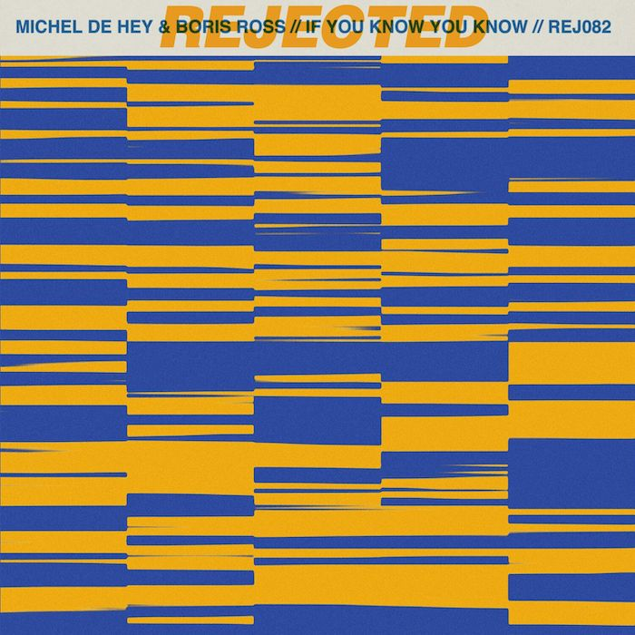 Michel de Hey - If You Know You Know cover