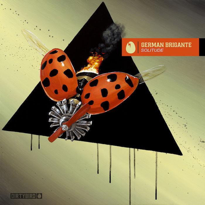 German Brigante - Solitude cover