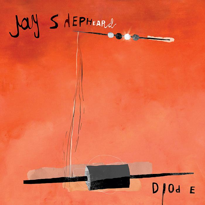 Jay Shepheard - Diode EP cover