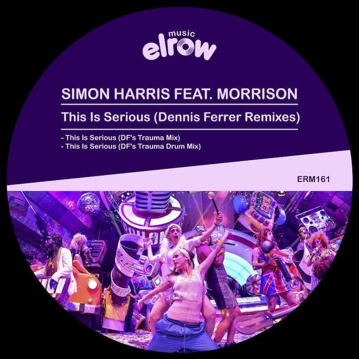 Simon Harris ft. Morrison - This Is Serious (Dennis Ferrer Remixes) cover
