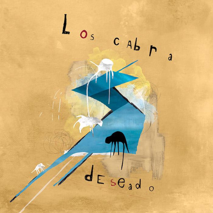 Los Cabra - Deseado (incl. Bebetta Remix) cover