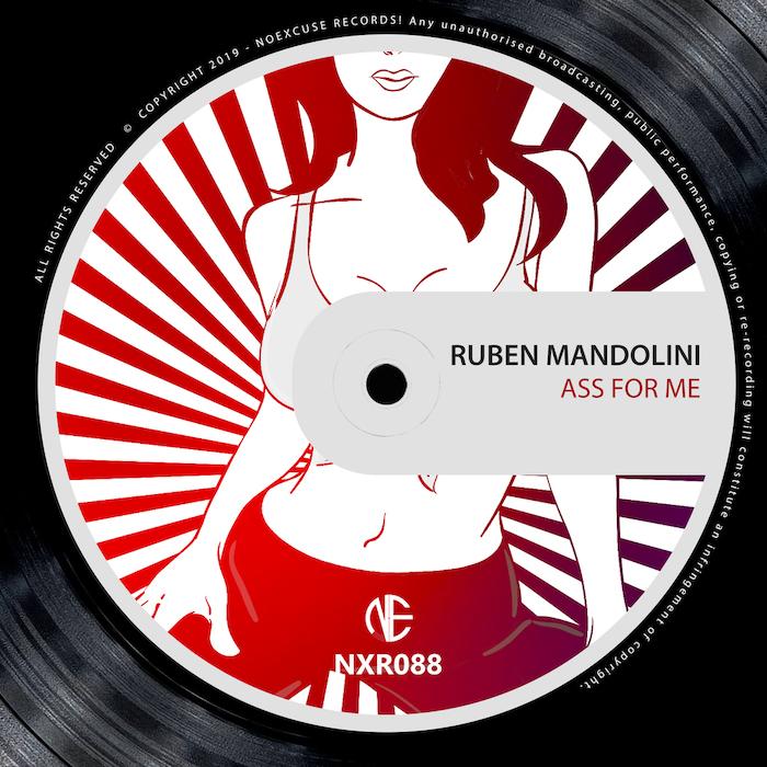 Ruben Mandolini - Ass For Me cover