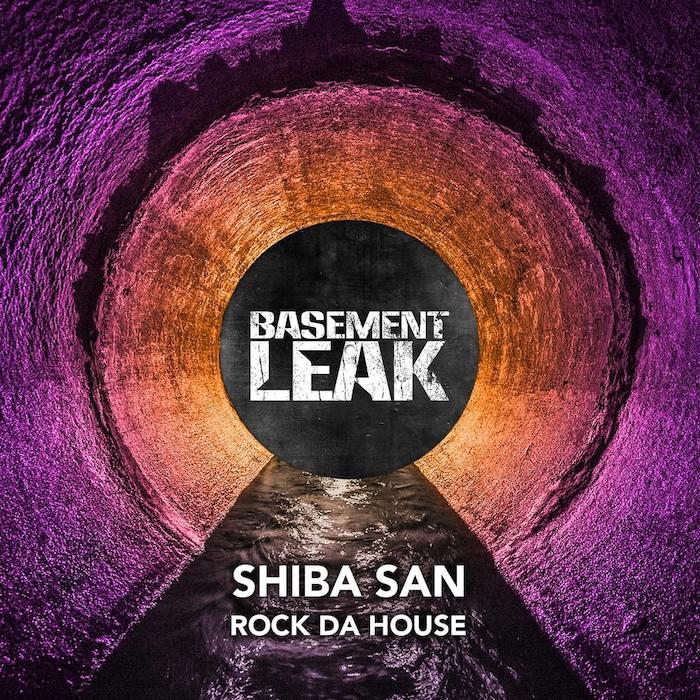 Shiba San - Rock Da House cover