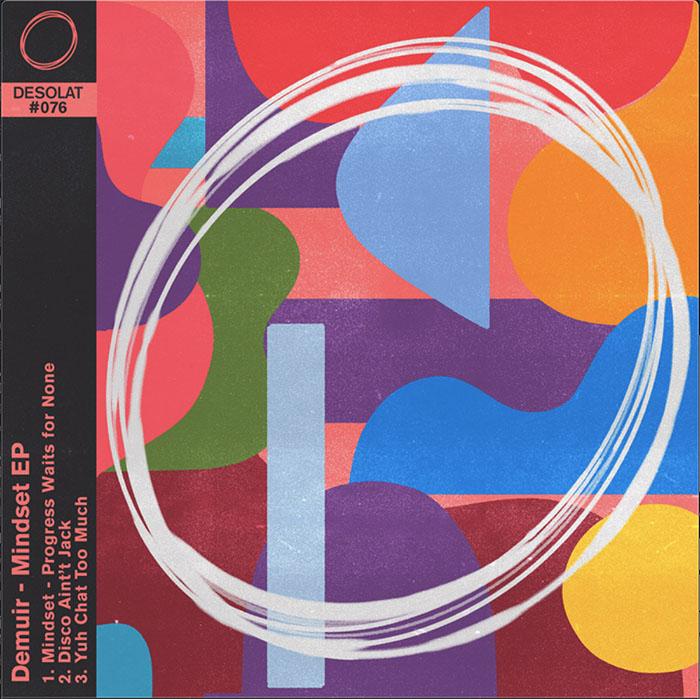 Demuir - Mindset EP cover