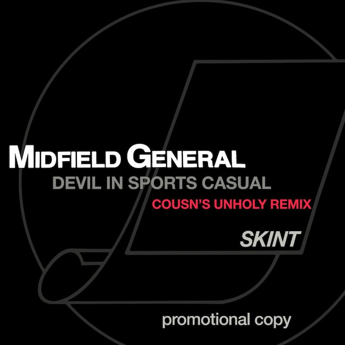 Midfield General - Devil in Sports Casual (Cousn's Unholy Remix) cover