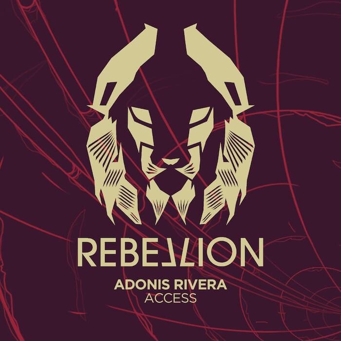 Adonis Rivera - Access cover