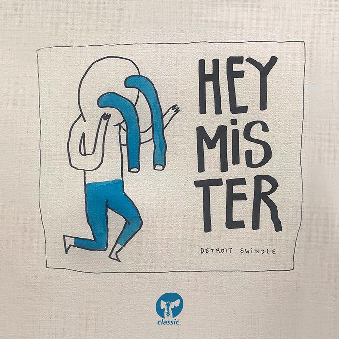 Detroit Swindle - Hey Minster cover