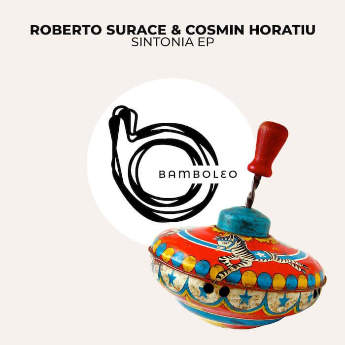 Roberto Surace, Cosmin Horatiu - Sintonia EP cover