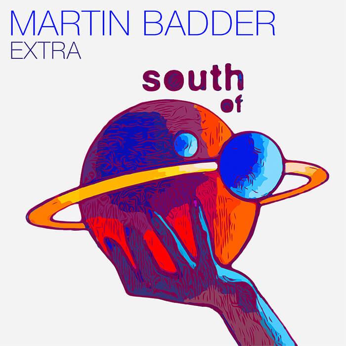 Martin Badder - Extra EP cover