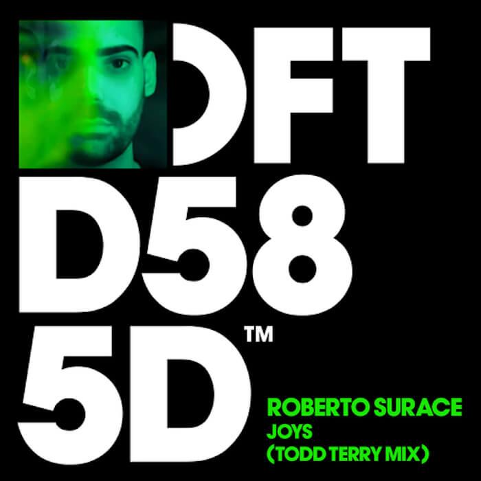 Roberto Surace - Joys (Todd Terry remix) cover