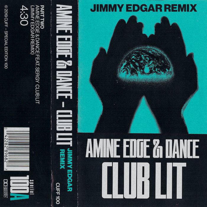 Amine Edge & DANCE Feat. SerGy - Club Lit (Jimmy Edgar Remix) cover