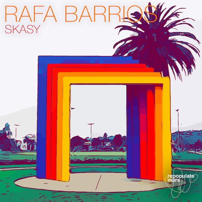 Rafa Barrios - Skasy cover