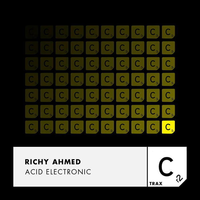 Richy Ahmed - Acid Electronic cover